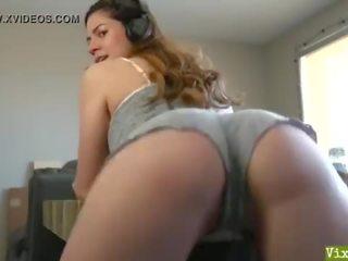 Ashley Alban Twerking HD - Vixcams.com
